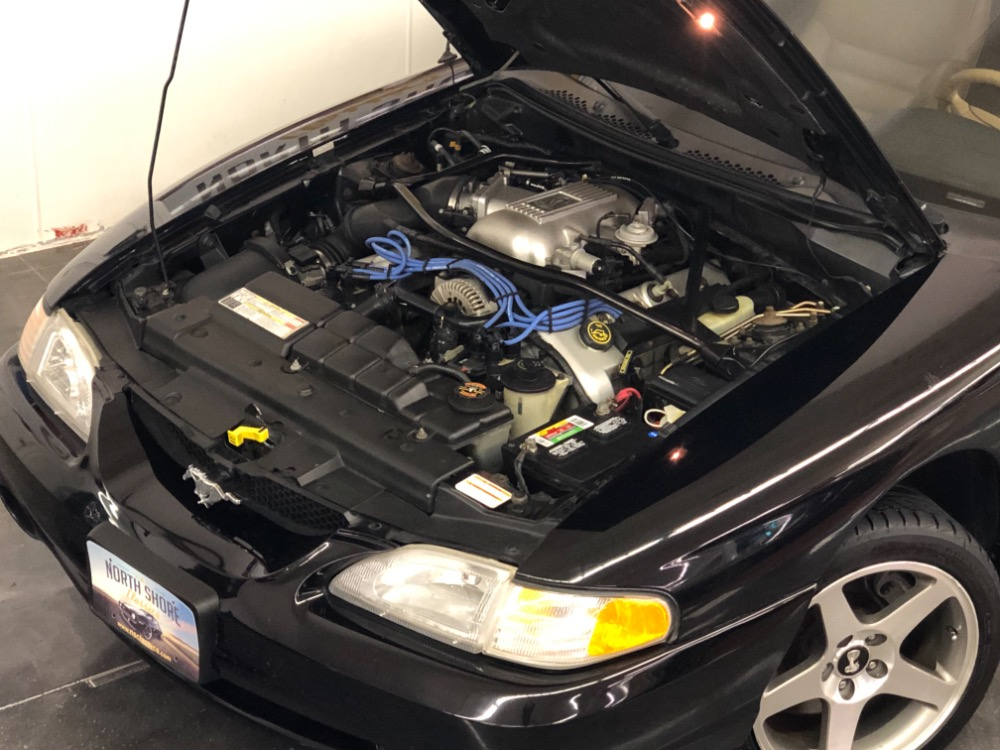 Used 1996 Ford Mustang -COBRA SVT- CONVERTIBLE- 5 SPEED TRANS -3 OWNER-VIDEO | Mundelein, IL