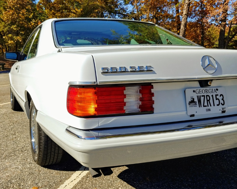 Used 1989 Mercedes Benz 560SEC -2 OWNER ALL ORIGINAL- | Mundelein, IL