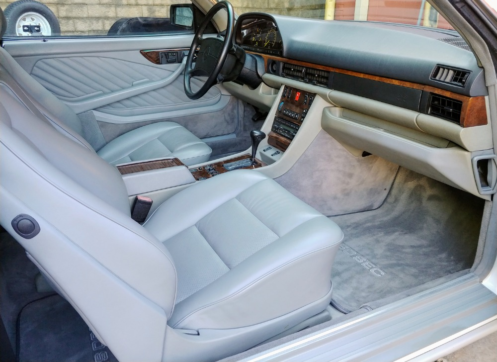 Used 1989 Mercedes Benz 560SEC -2 OWNER ALL ORIGINAL-   Mundelein, IL