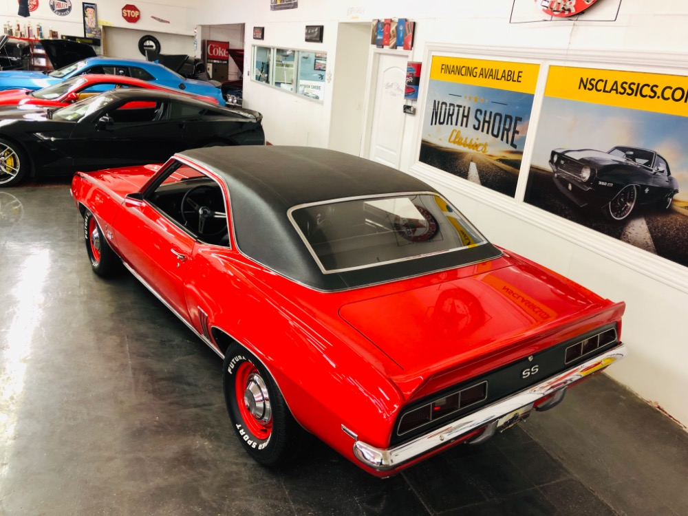 Used 1969 Chevrolet Camaro -QUALITY-SS396-X22 POWER DISC-12 BOLT 4 SPEED-RESTORED ARIZONA CAR-VIDEO- | Mundelein, IL
