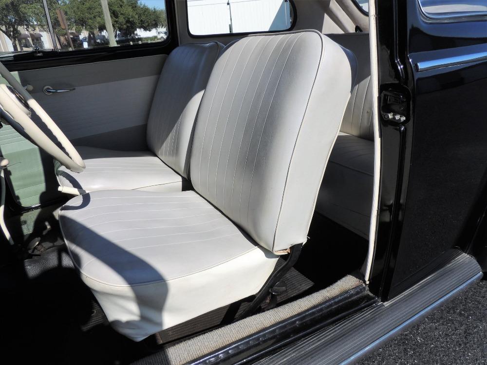 Used 1958 Volkswagen Beetle -FULLY RESTORED-ORIGINAL CALIFORNIA VEHICLE-4 SPEED- | Mundelein, IL