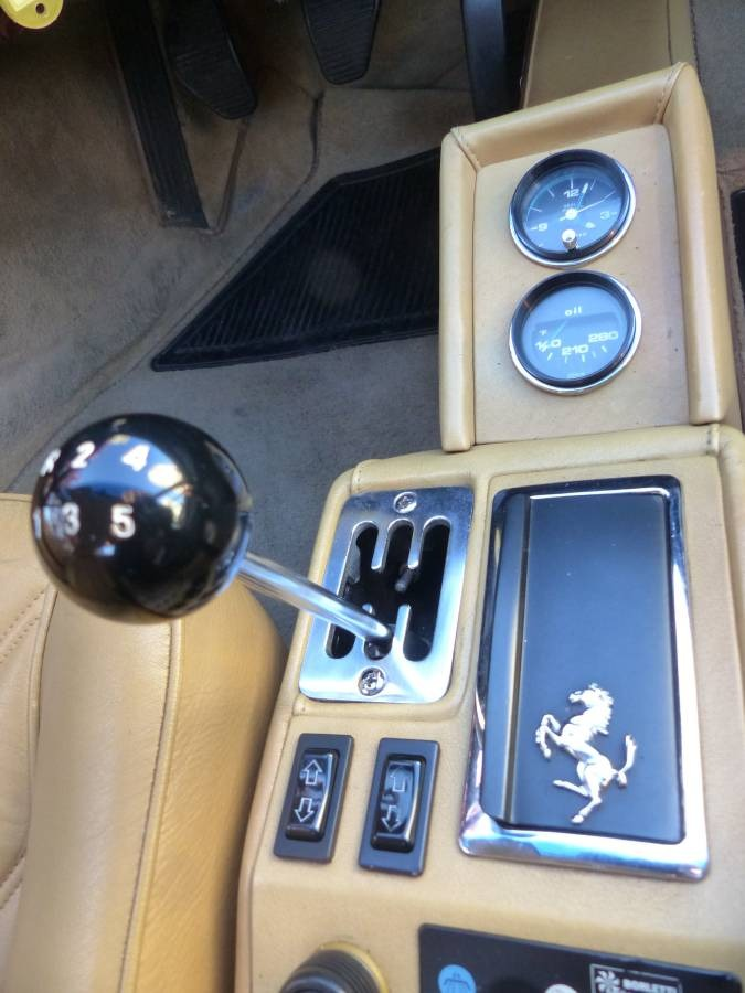 Used 1979 Ferrari 308 -GTB-ALL ORIGINAL WITH LOW 20K MILES - | Mundelein, IL