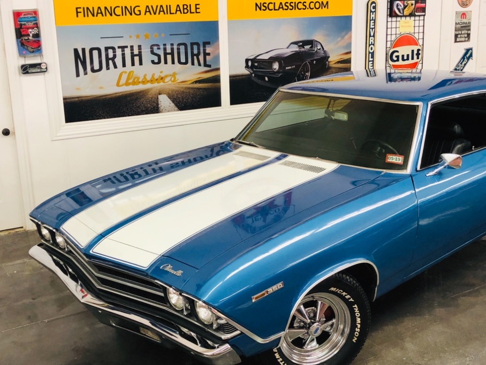 Used 1969 Chevrolet Chevelle -BIG BLOCK 454 PS PB AUTO CRAGERS NICE PAINT RELIABLE | Mundelein, IL