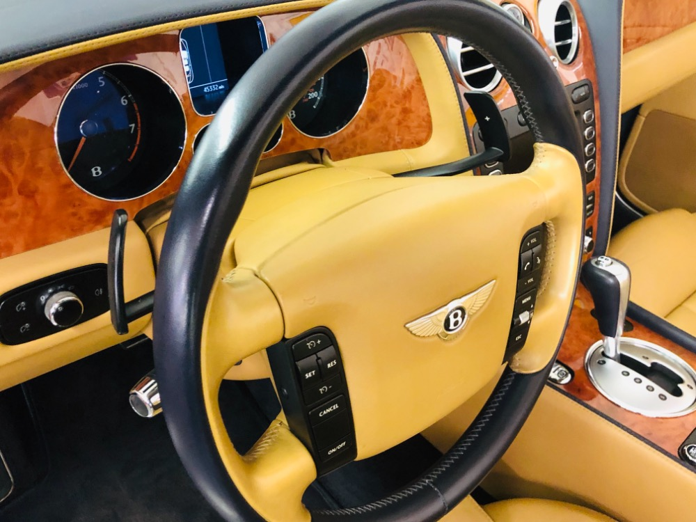 Used 2007 Bentley Continental -GTC 2 OWNER TWIN TURBO CONVERTIBLE ORIGINAL MSRP $225,000 -VIDEO | Mundelein, IL
