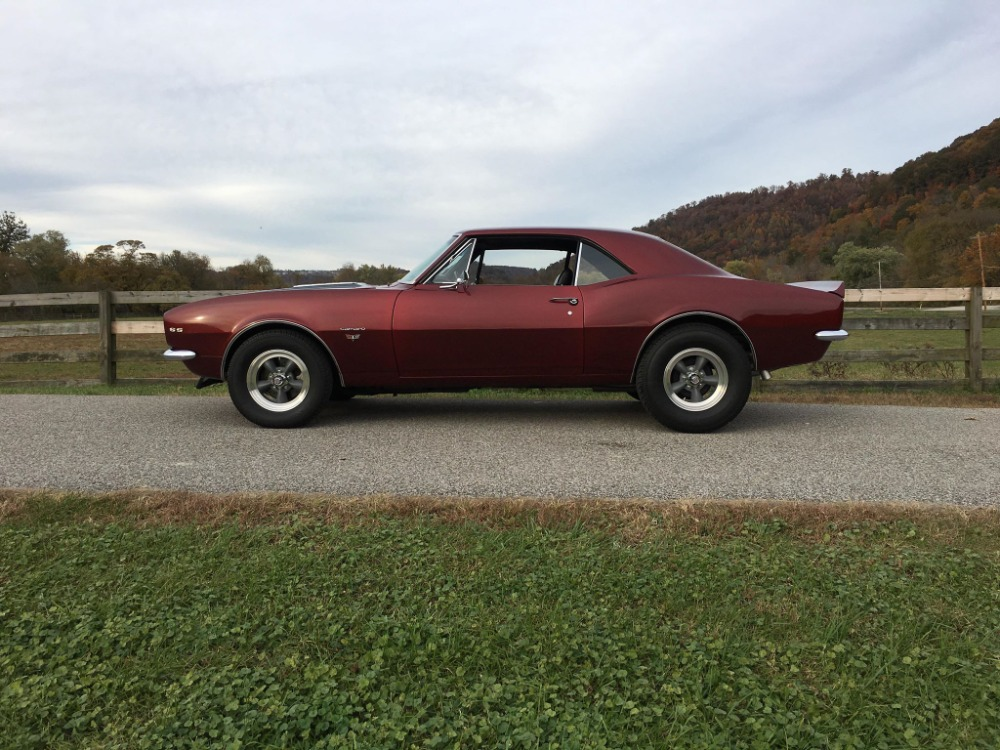 Used 1967 Chevrolet Camaro -4SPEED- PS/PB - FLOWMASTER EXHAUST-VIDEO | Mundelein, IL