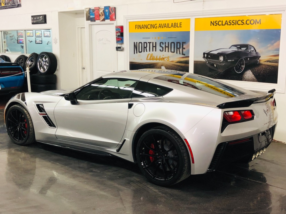 Used 2017 Chevrolet Corvette -GRAND SPORT 1LT-1 OWNER-NO HAGGLE PRICE-BELOW MARKET VALUE- | Mundelein, IL