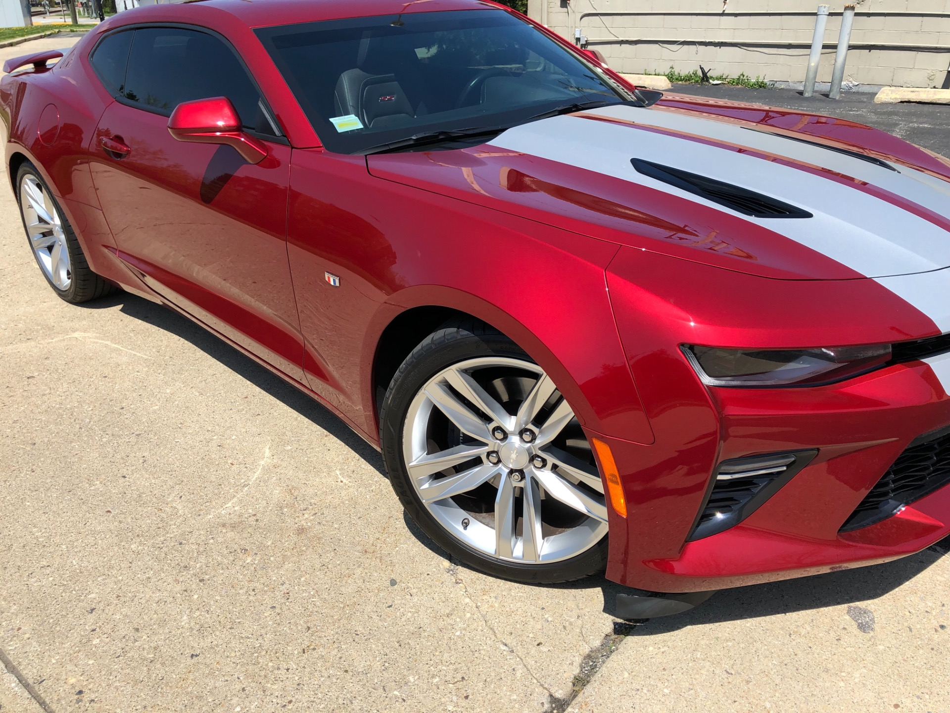 Used 2016 Chevrolet Camaro -2SS-1 OWNER CAR-LOW MILES-PADDLE SHIFT-MSRP $46,785- | Mundelein, IL