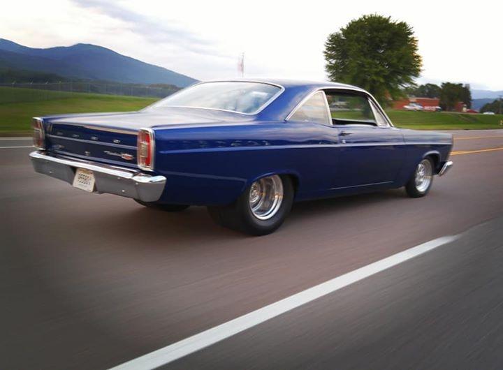Used 1966 Ford Fairlane -PRO STREET CLASSIC -351 WINDSOR/C4 AUTO- | Mundelein, IL