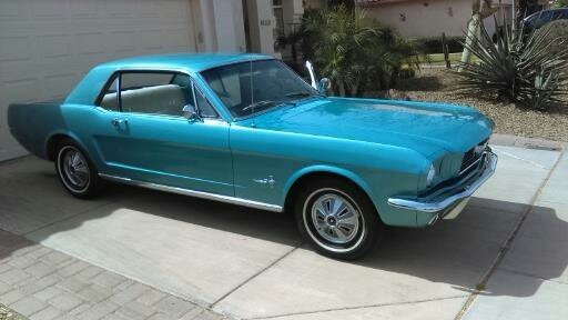 Used 1966 Ford Mustang -SUPER CLEAN ARIZONA CLASSIC - CRUISE IN STYLE | Mundelein, IL