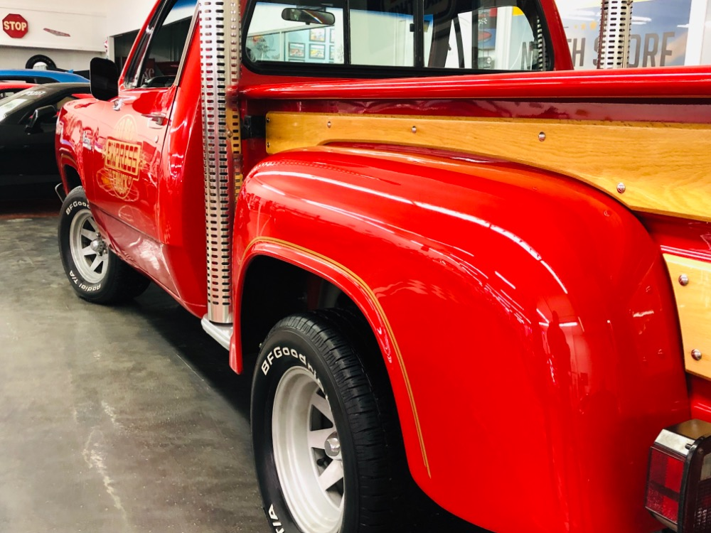 Used 1980 Dodge Pickup -1/2 TON- Lil Red Express Tribute - | Mundelein, IL