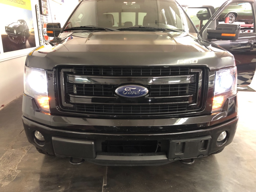 Used 2013 Ford F150 -ECOBOOST 4WD-NO HAGGLE BUY IT NOW PRICE-LEATHER-LOADED PICK UP-VID | Mundelein, IL