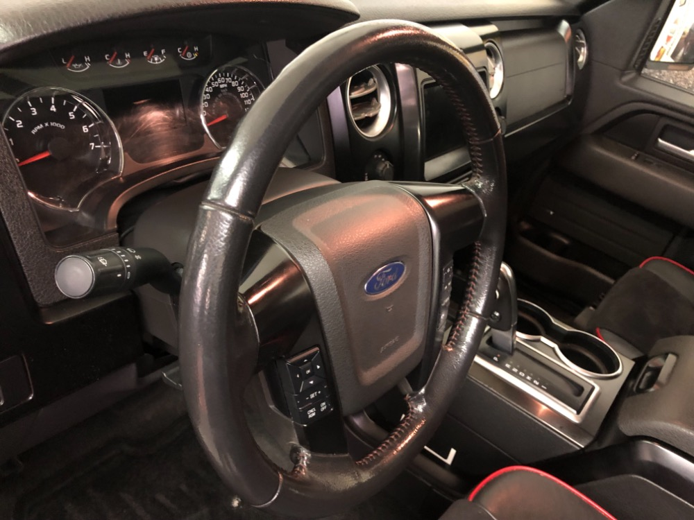 Used 2013 Ford F150 -ECOBOOST 4WD-NO HAGGLE BUY IT NOW PRICE-1 OWNER-LEATHER-LOADED PICK UP-VID | Mundelein, IL