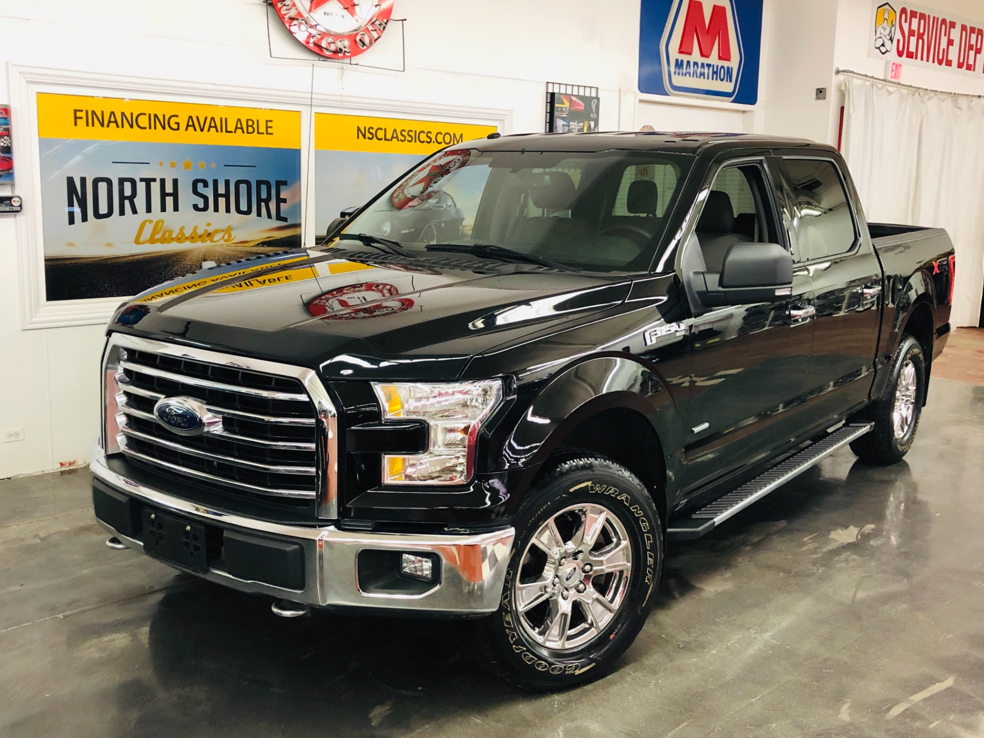 Used 2016 Ford F150 -NO HAGGLE BUY IT NOW-XLT-4WD V6-1 OWNER- | Mundelein, IL