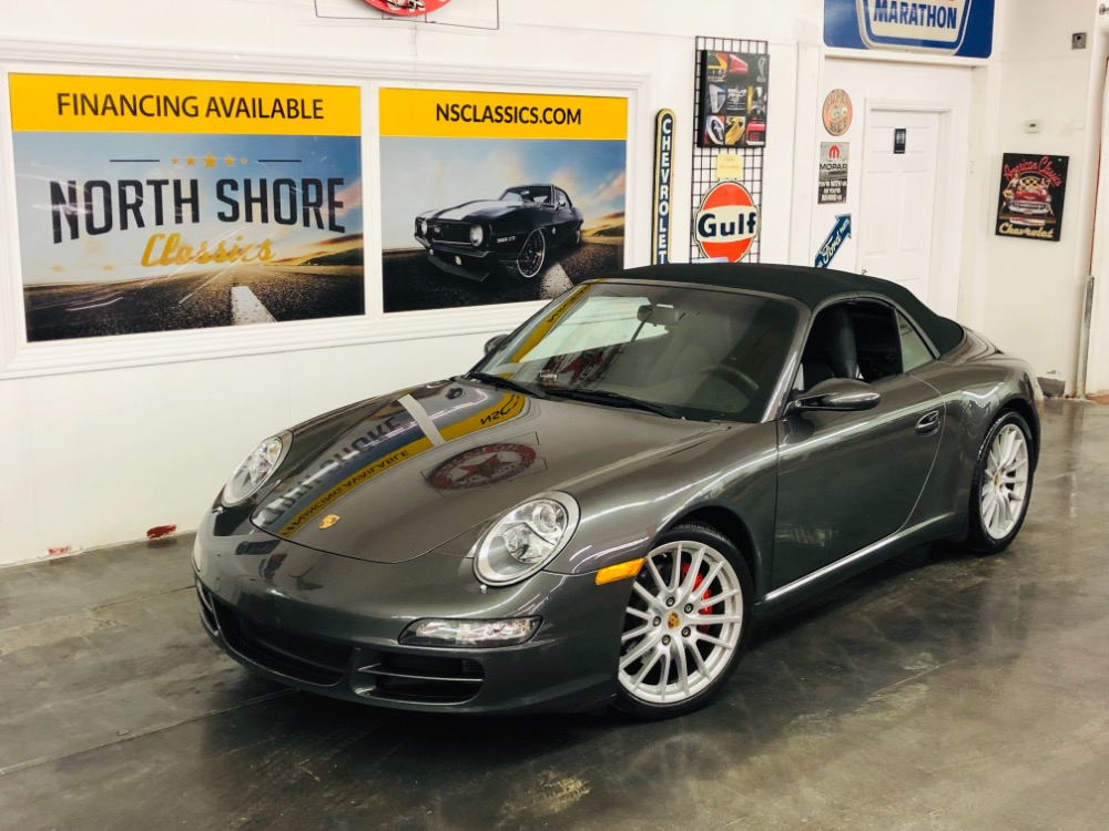 Used 2007 Porsche 911 Carrera S - ONE OWNER -CLEAN CARFAX-SEE VIDEO | Mundelein, IL