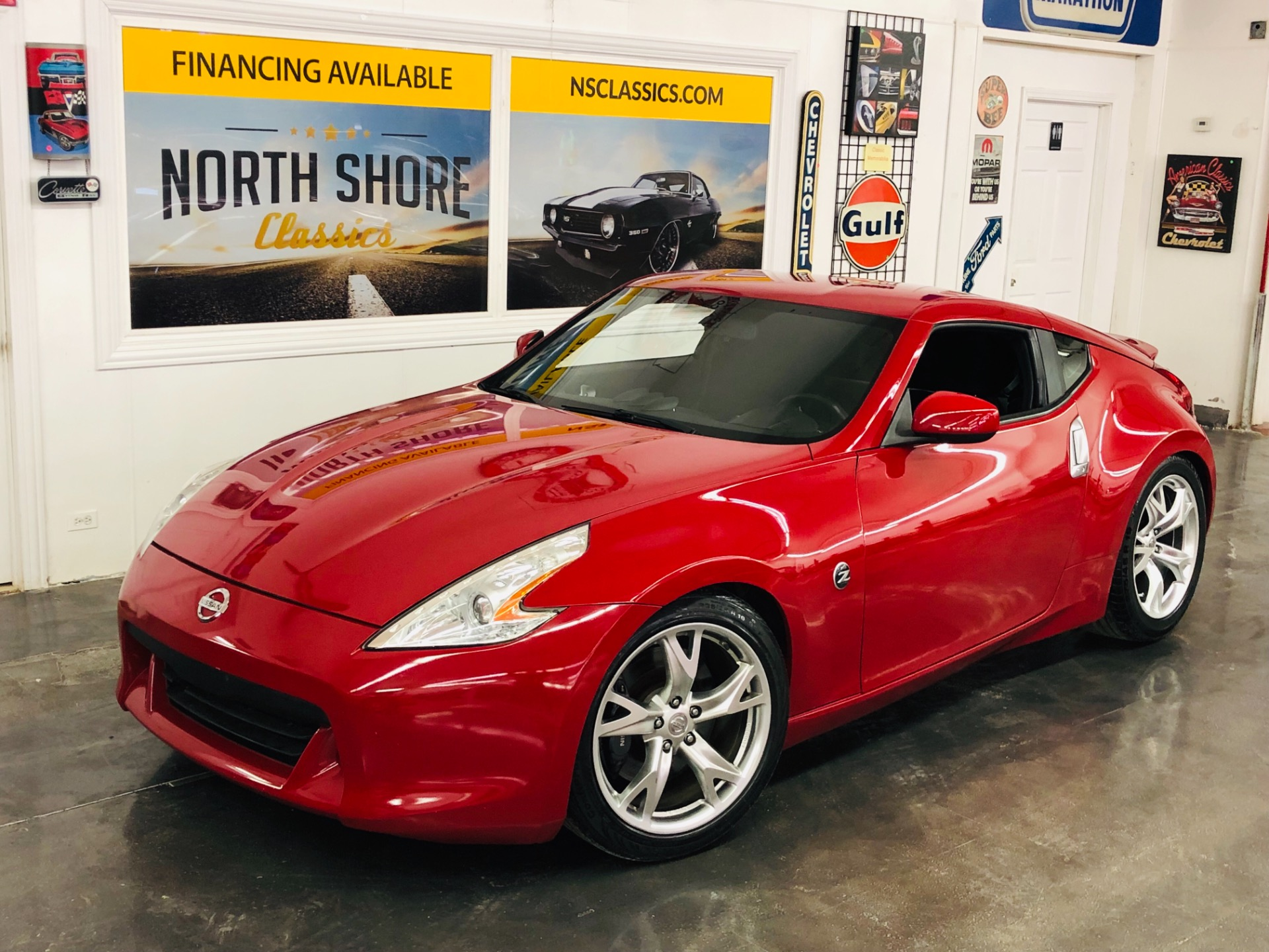Used 2011 Nissan 370Z -TOURING-2dr COUPE-3.7L-6 SPEED MANUAL-ITS READY FOR YOU- | Mundelein, IL