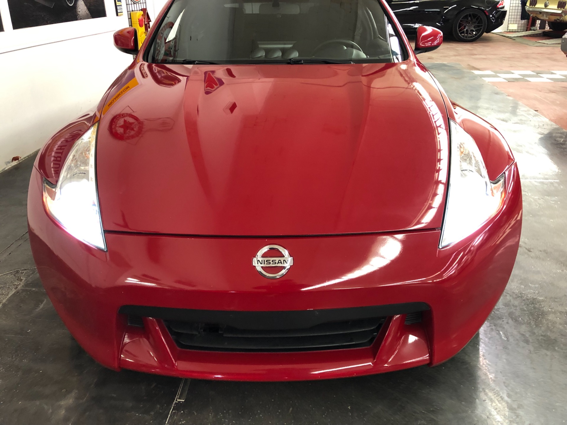 Used 2011 Nissan 370Z -TOURING-2dr COUPE-3.7L-6 SPEED MANUAL-ITS READY FOR YOU-VIDEO | Mundelein, IL