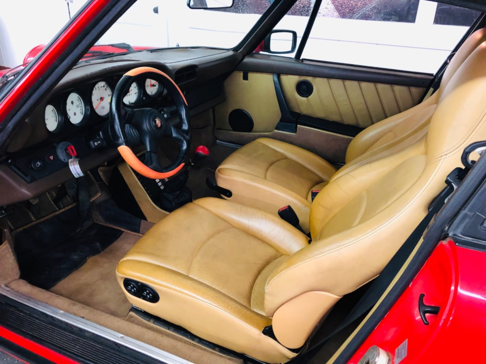 Used 1982 Porsche 911 SC-RWD- 2 DOOR COUPE-5 SPEED MANUAL-BBS WHEELS- | Mundelein, IL
