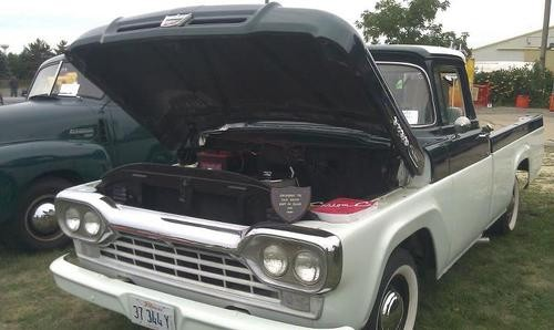 1960 ford f100 stock 1960100ap for sale near mundelein il il ford dealer. Black Bedroom Furniture Sets. Home Design Ideas