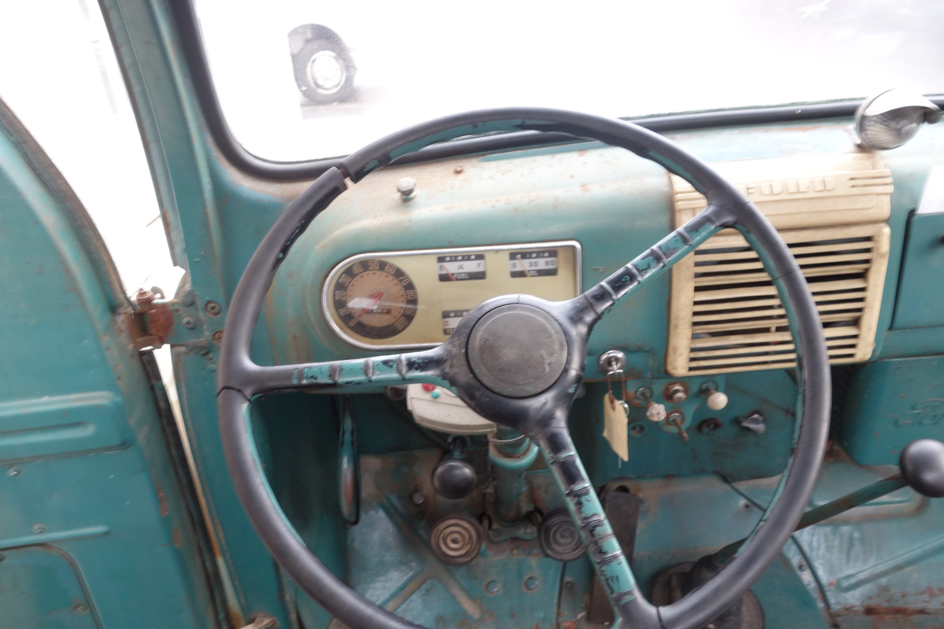 Used 1949 Ford F2 -PICKUP-ORIGINAL PATINA PAINT- 4-SPEED/V8-VIDEO | Mundelein, IL