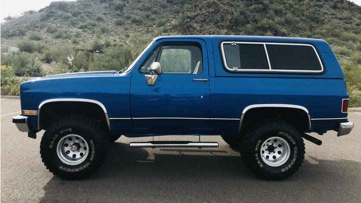 Used 1989 Chevrolet Blazer -K5 ARIZONA SUV-CUSTOM LIFT - | Mundelein, IL