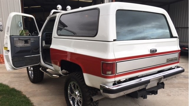 Used 1989 Chevrolet Blazer -K5-ARIZONA VEHICLE NICE QUALITY-LIFTED- | Mundelein, IL