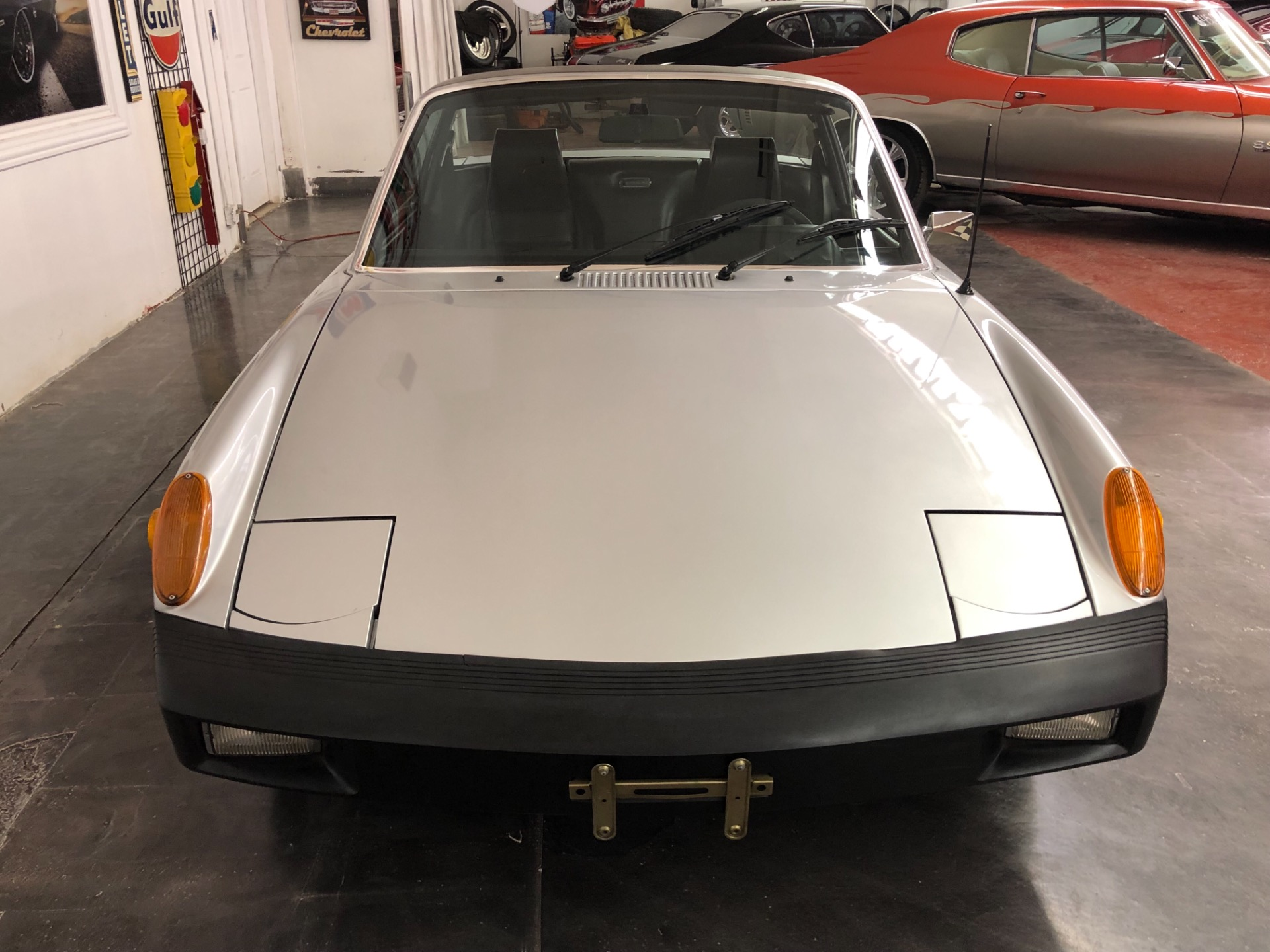 Used 1976 Porsche 914 -TARGA-ARIZONA VEHICLE-VERY NICE-ORIGINAL INTERIOR-VIDEO | Mundelein, IL