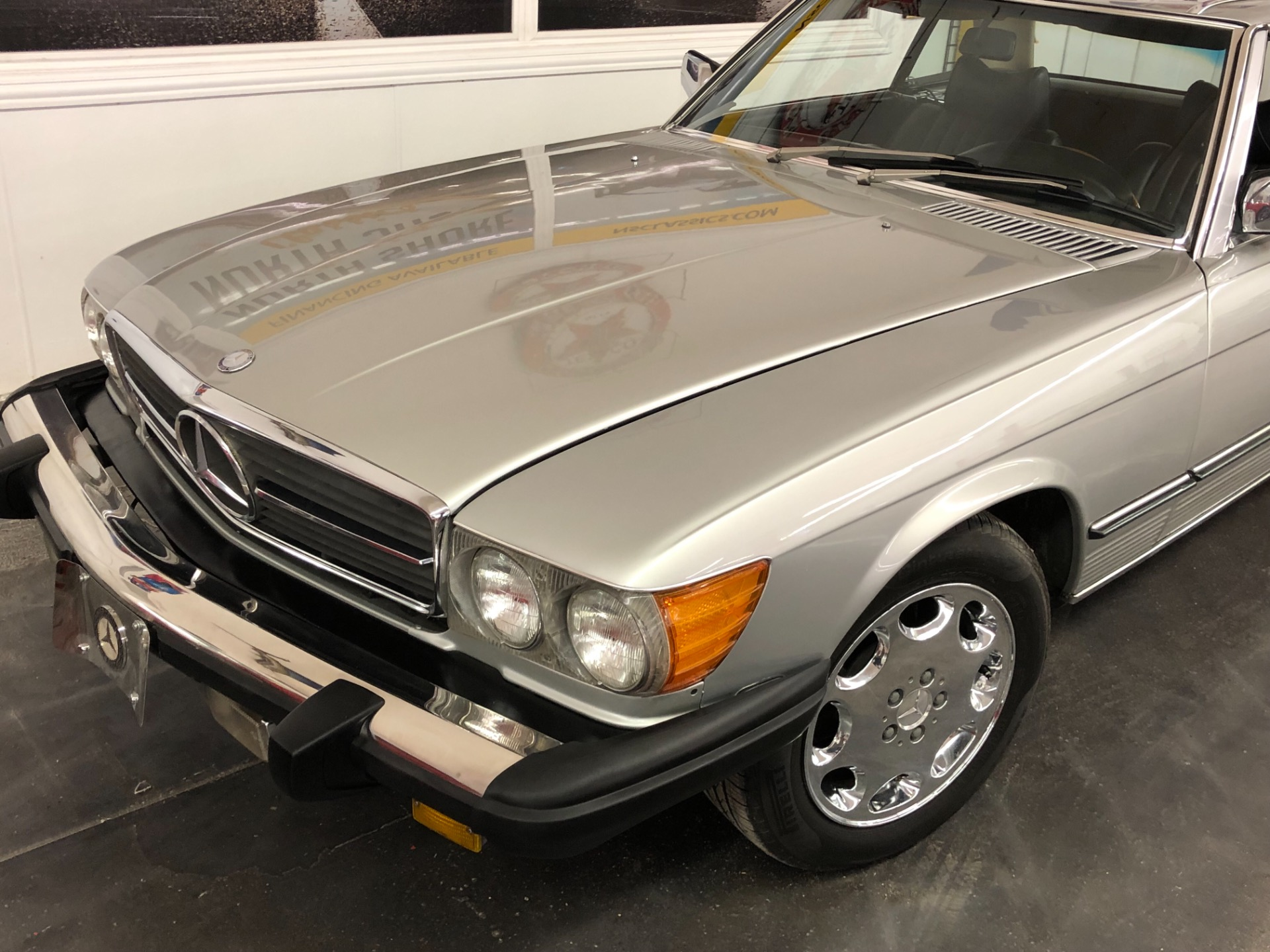 Used 1977 Mercedes Benz 450SL -ROADSTER FROM ARIZONA-SUPER NICE- | Mundelein, IL