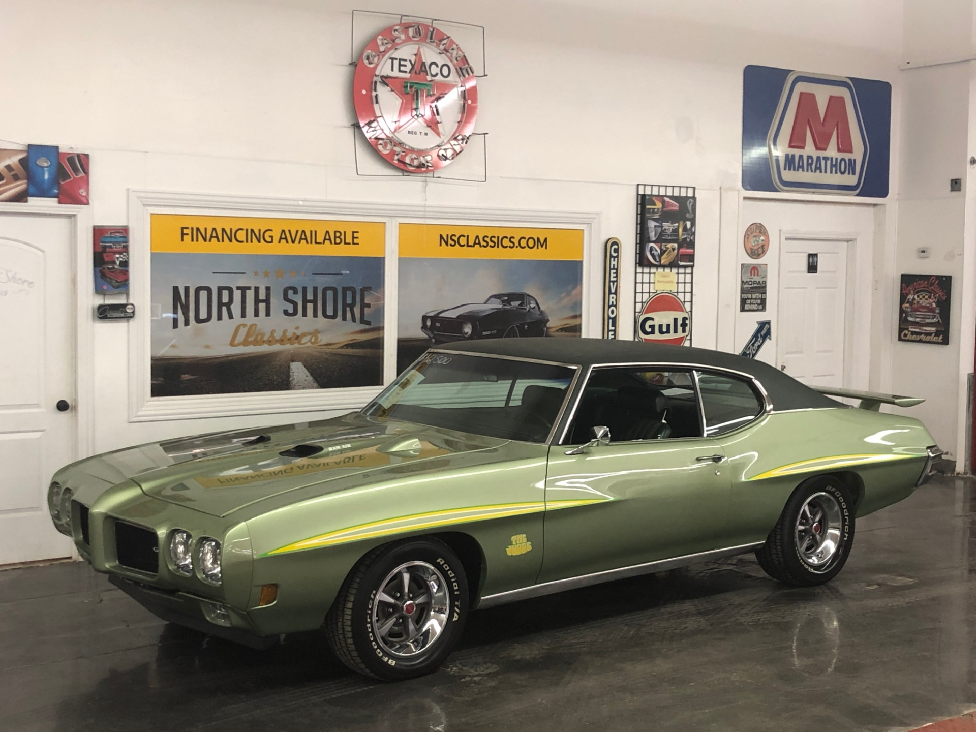 1970 Pontiac GTO -RAM AIR IV JUDGE TRIBUTE-REAL DEAL 242 VIN