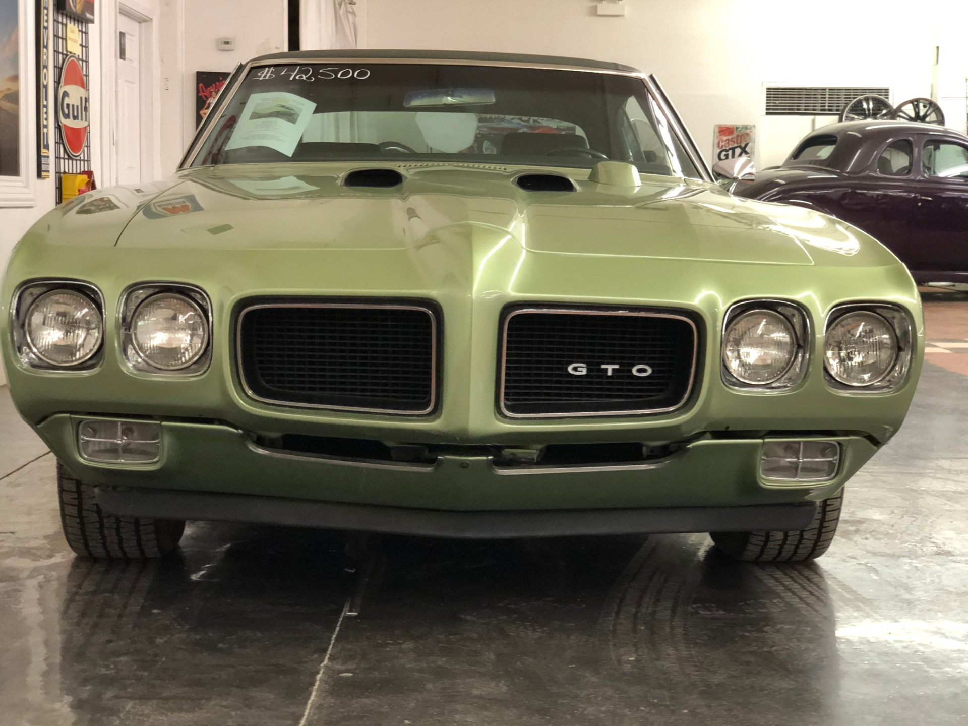 Used 1970 Pontiac GTO -REAL DEAL 242 VIN-4 SPEED-SEE-VIDEO | Mundelein, IL