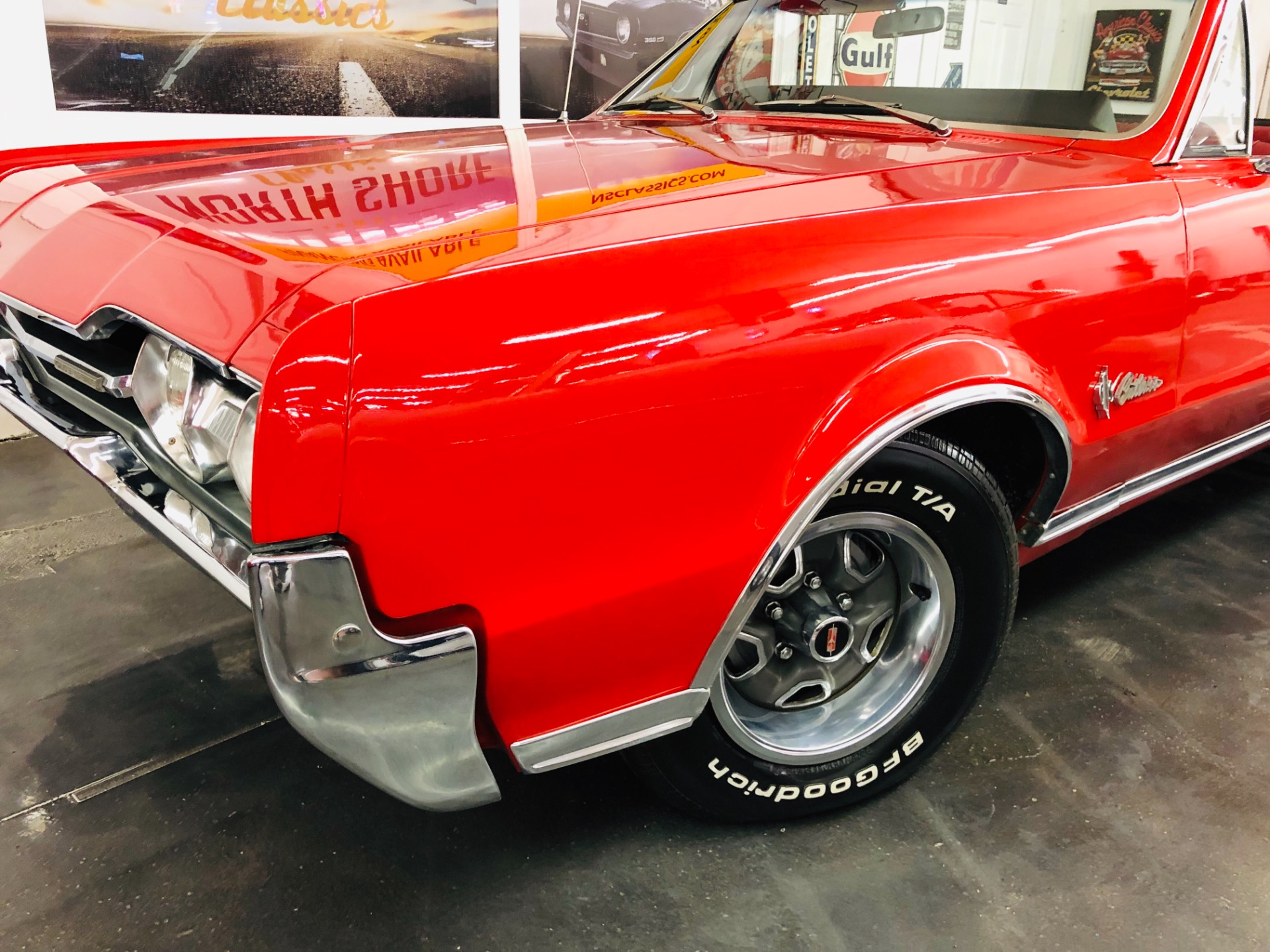 Used 1967 Oldsmobile Cutlass -RARE 4 SPEED CONVERTIBLE-ARIZONA CLEAN MUSCLE CAR- | Mundelein, IL