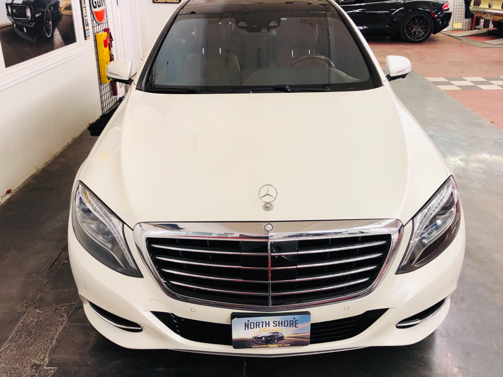 Used 2015 Mercedes Benz S-Class -BELOW BLUEBOOK RETAIL-S 550 4MATIC ALL WHEEL DRIVE TWIN TURBO- | Mundelein, IL