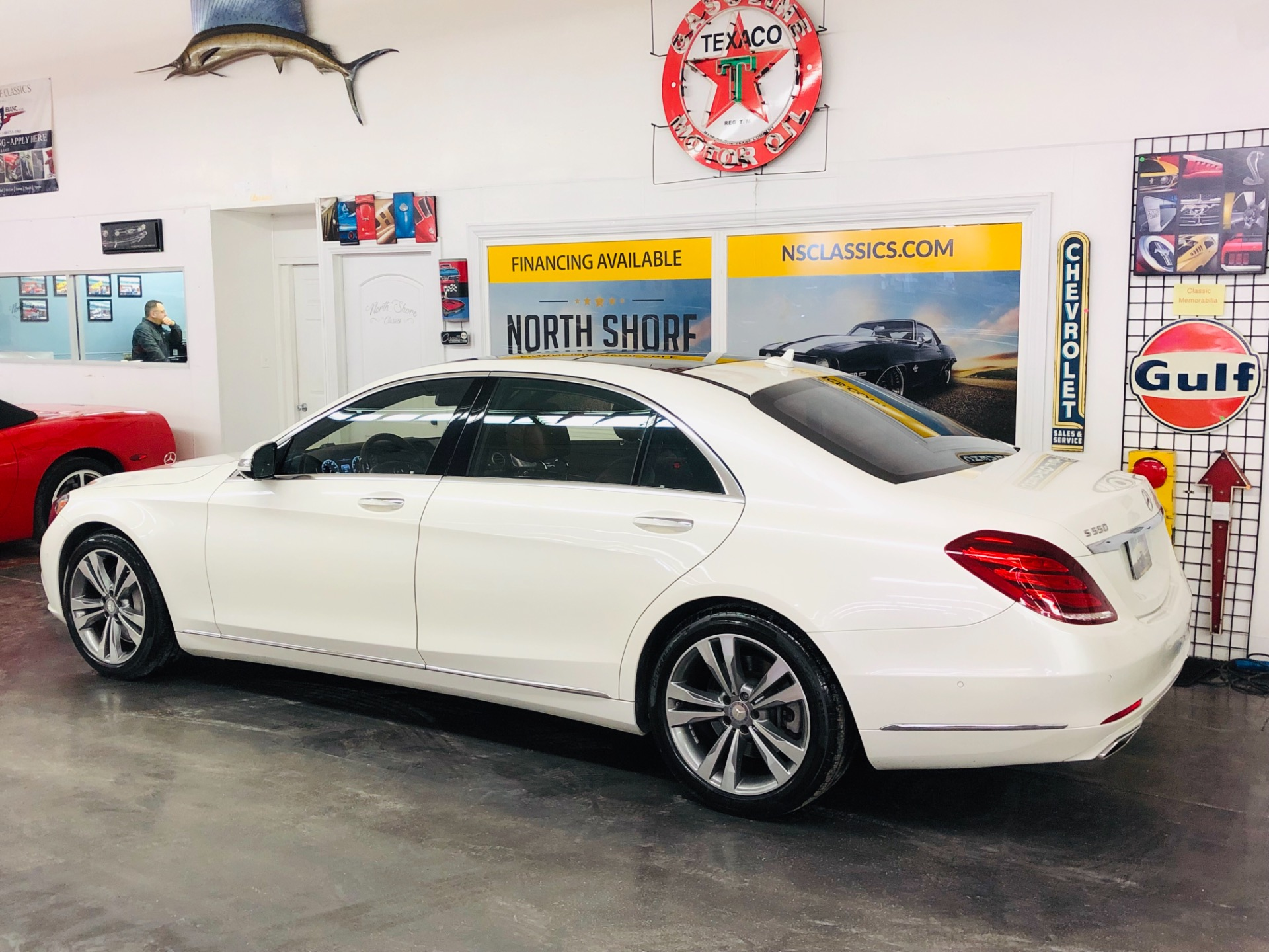 Used 2015 Mercedes Benz S-Class NO HAGGLE BUY IT NOW PRICE-S 550 4MATIC ALL WHEEL DRIVE TWIN TURBO- | Mundelein, IL