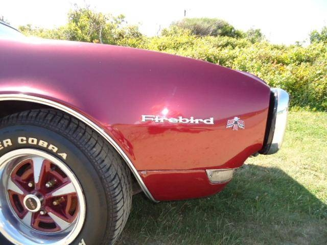 Used 1968 Pontiac Firebird -400CI WITH 4 SPEED MANUAL-CONVERTIBLE FUN- | Mundelein, IL