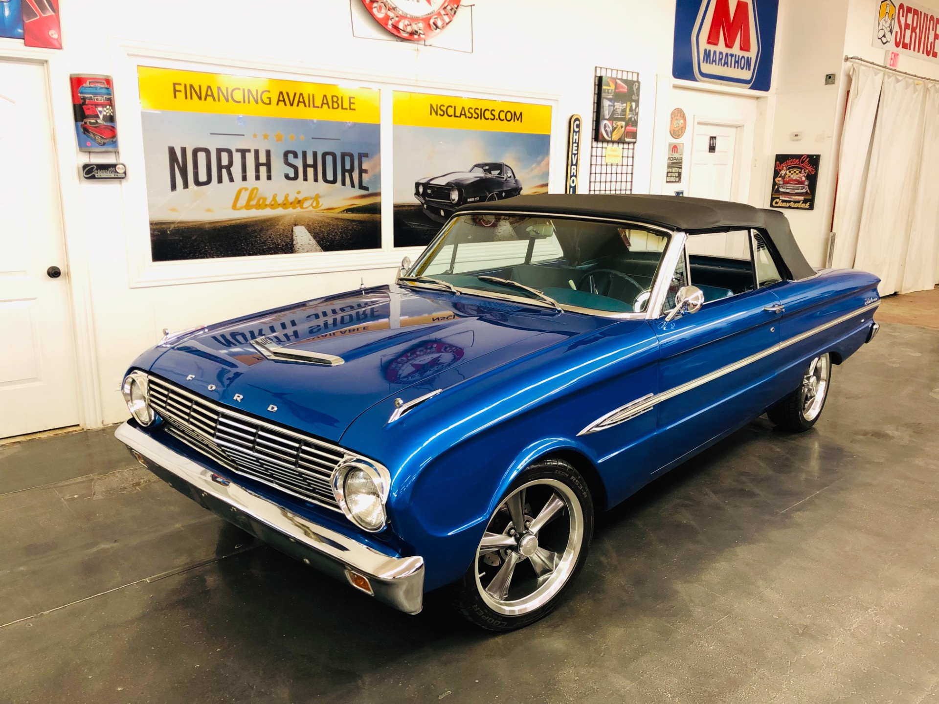 Used 1963 Ford Falcon Futura -Blue Angel | Mundelein, IL