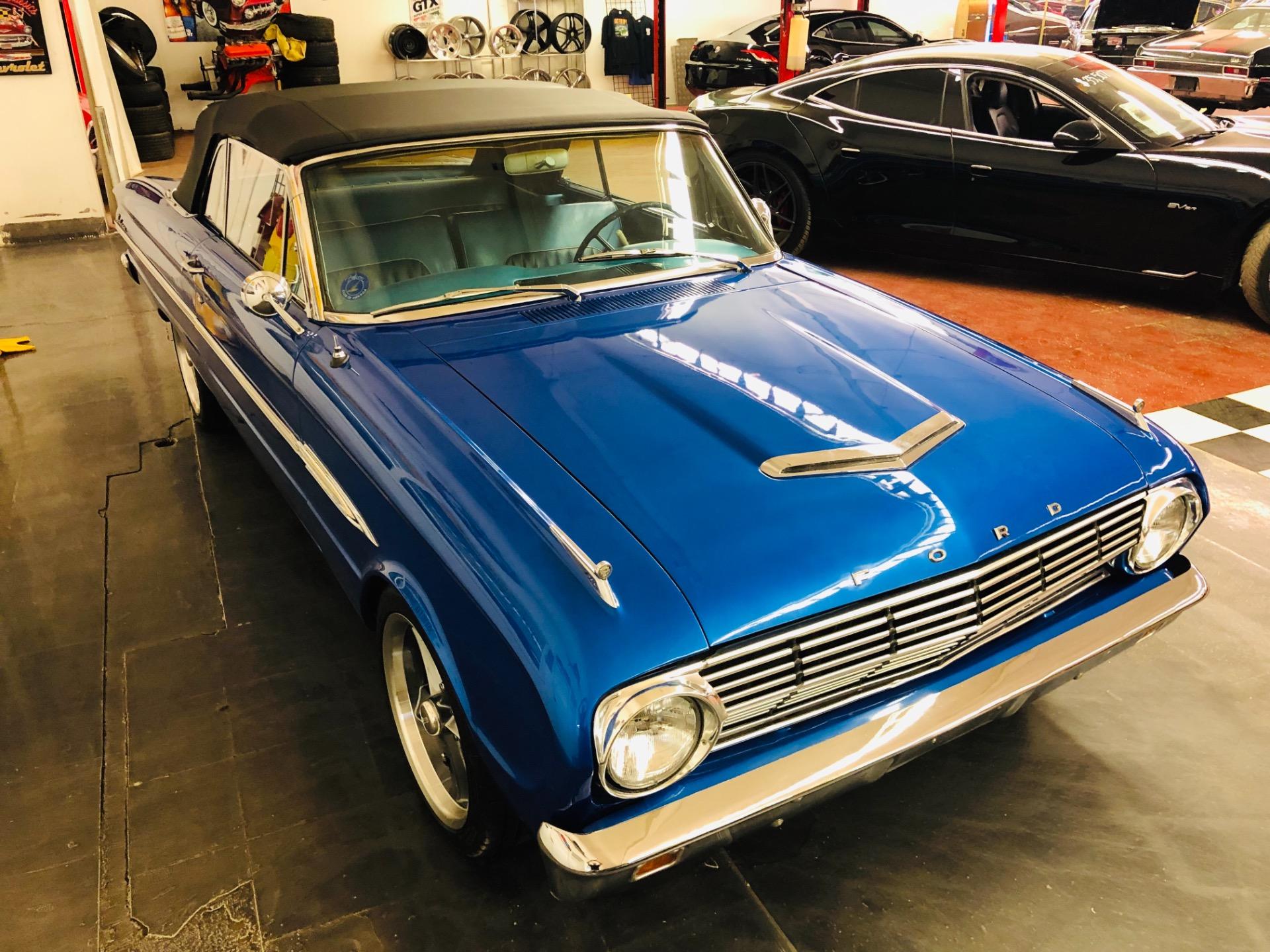 1963 Ford Falcon -FUTURA-BLUE ANGEL-4 WHEEL DISC