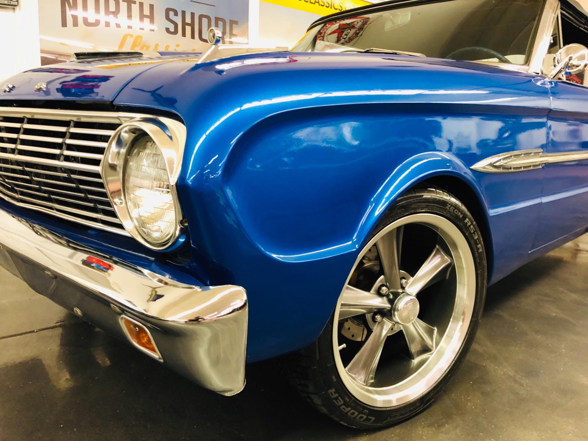 Used 1963 Ford Falcon -FUTURA-Blue Angel | Mundelein, IL