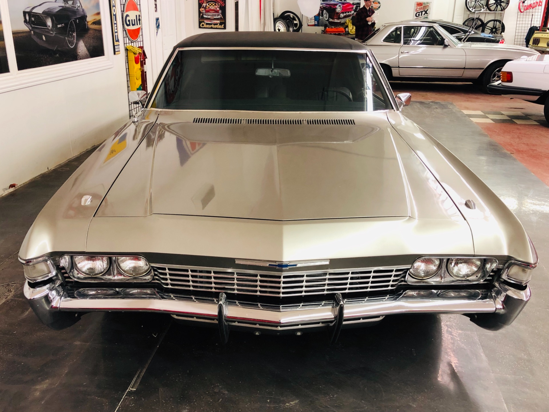 Used 1968 Chevrolet Caprice -COOL CUSTOM CAPRICE- AIR RIDE- NEW PAINT- SEE VIDEO | Mundelein, IL