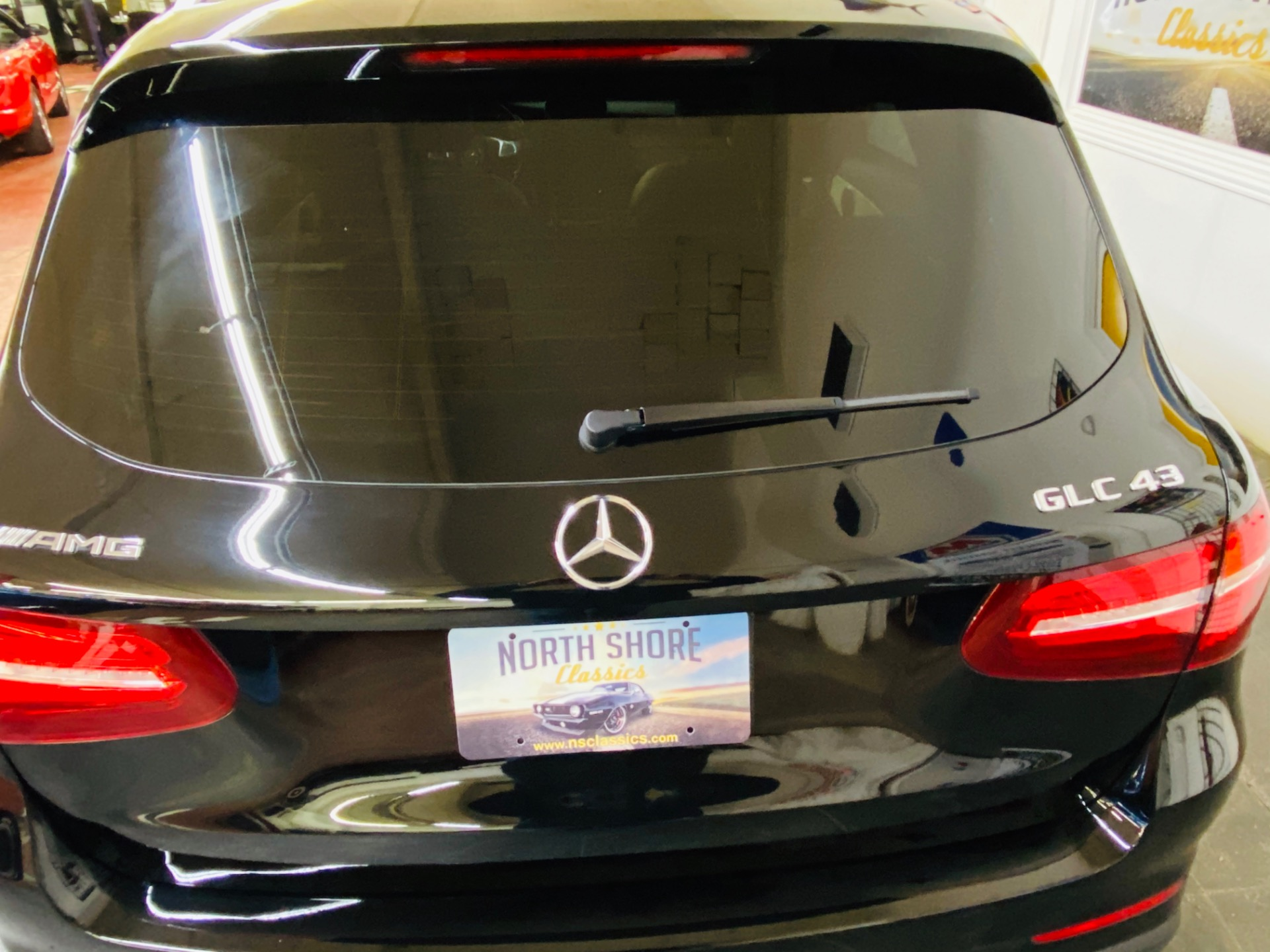 Used 2018 Mercedes Benz GLC AMG 43 SUV-FACTORY WARRANTY-1 OWNER-ONLY 8,929 MILES-VIDEO | Mundelein, IL