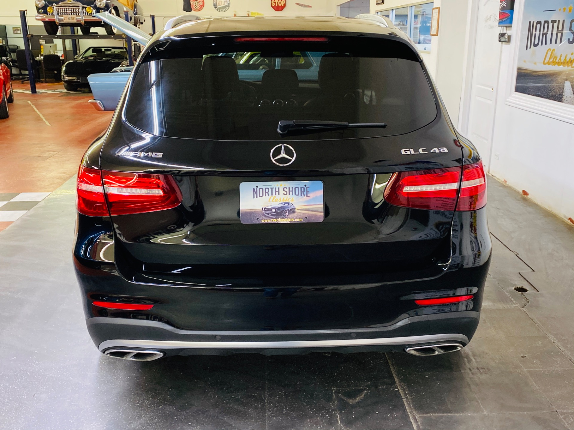 Used 2018 Mercedes Benz GLC AMG 43 SUV-1 OWNER-ONLY 8,929 MILES-VIDEO | Mundelein, IL