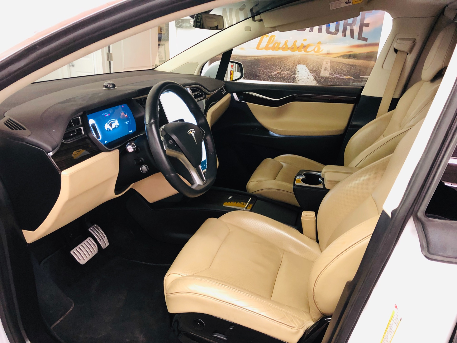 Used 2016 Tesla Model X P90D-AWD-1 OWNER-ONLY 25K MILES-CLEAN CARFAX- | Mundelein, IL