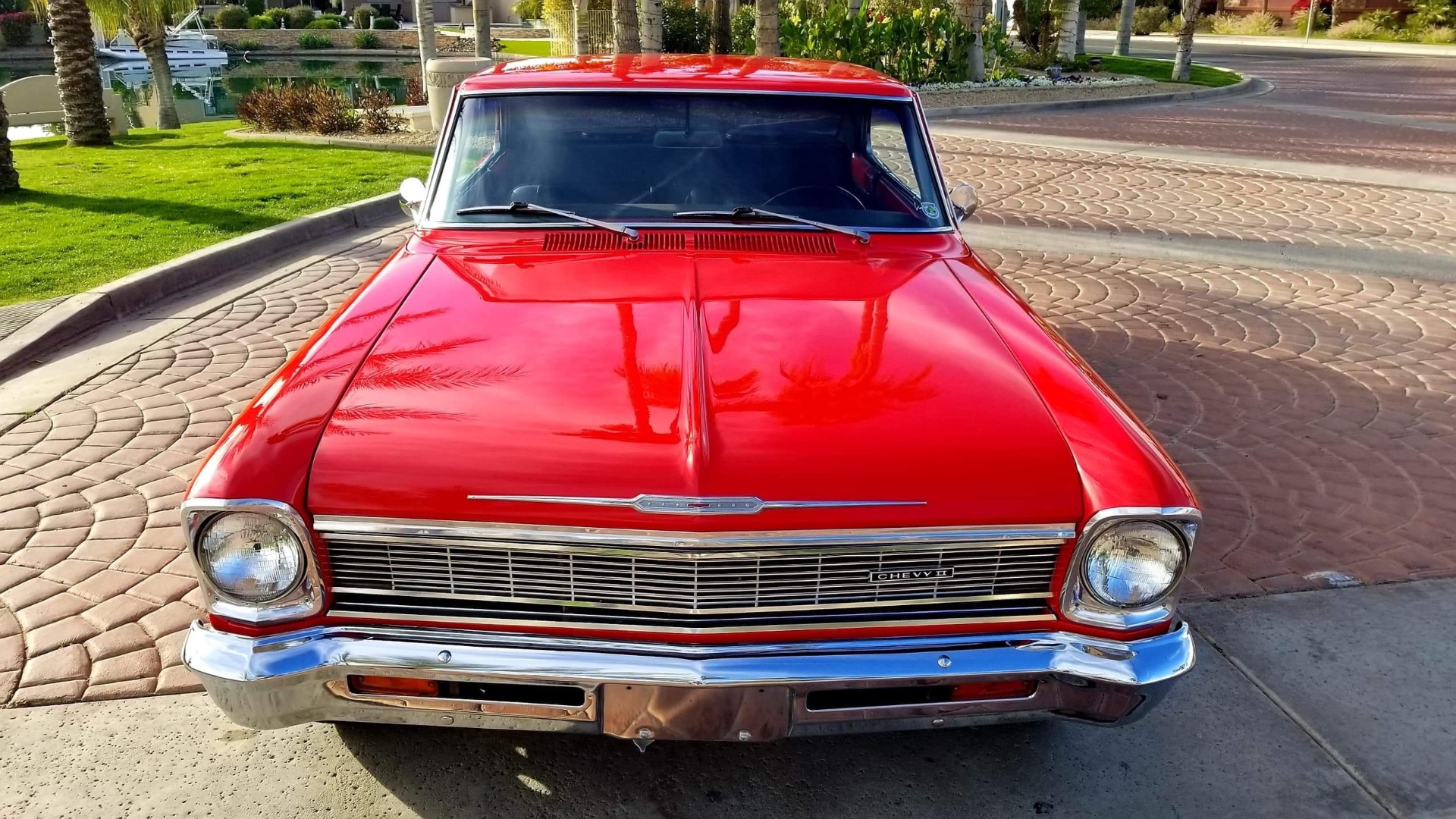 Used 1966 Chevrolet Nova -Red N Ready | Mundelein, IL