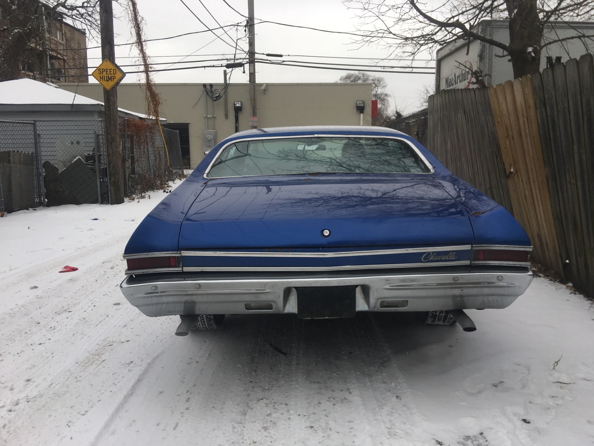 Used 1968 Chevrolet Chevelle -AFFORDABLE FUN-LOCAL CAR-DRIVER QUALITY-WONT LAST AT PRICE- | Mundelein, IL