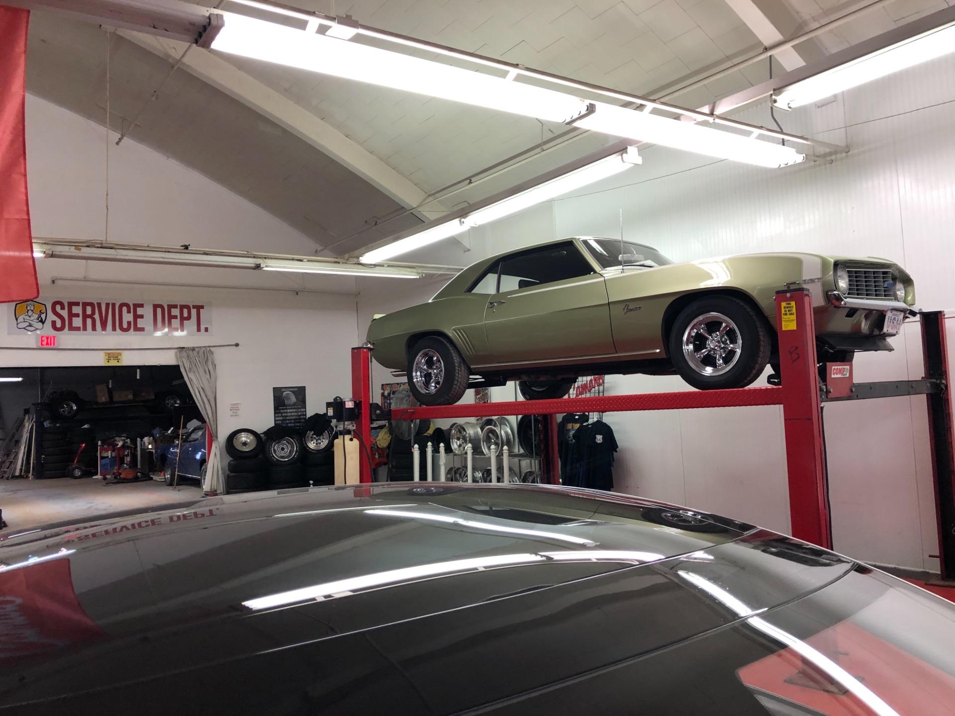 Used 1969 Chevrolet Camaro -GREAT DRIVER CLASSIC- | Mundelein, IL