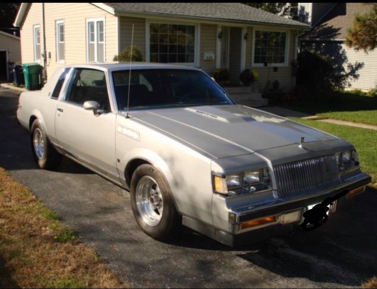 Used 1987 Buick Regal Turbo T -Silver Bullet | Mundelein, IL