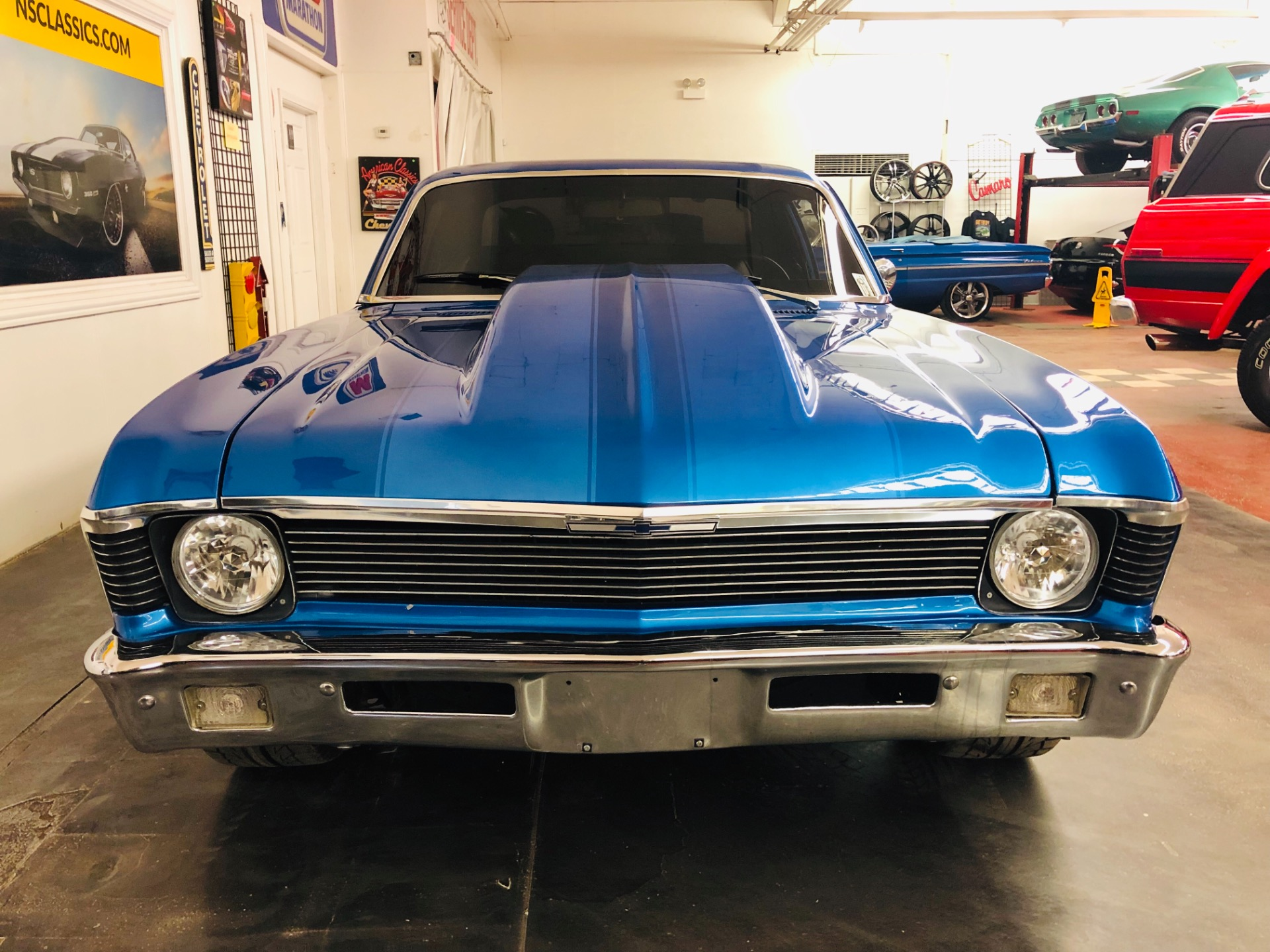 Used 1970 Chevrolet Nova SS-12BOLT REAR-383 SBC-GREAT CLASSIC CAR-PRO TOUR LOOK- | Mundelein, IL