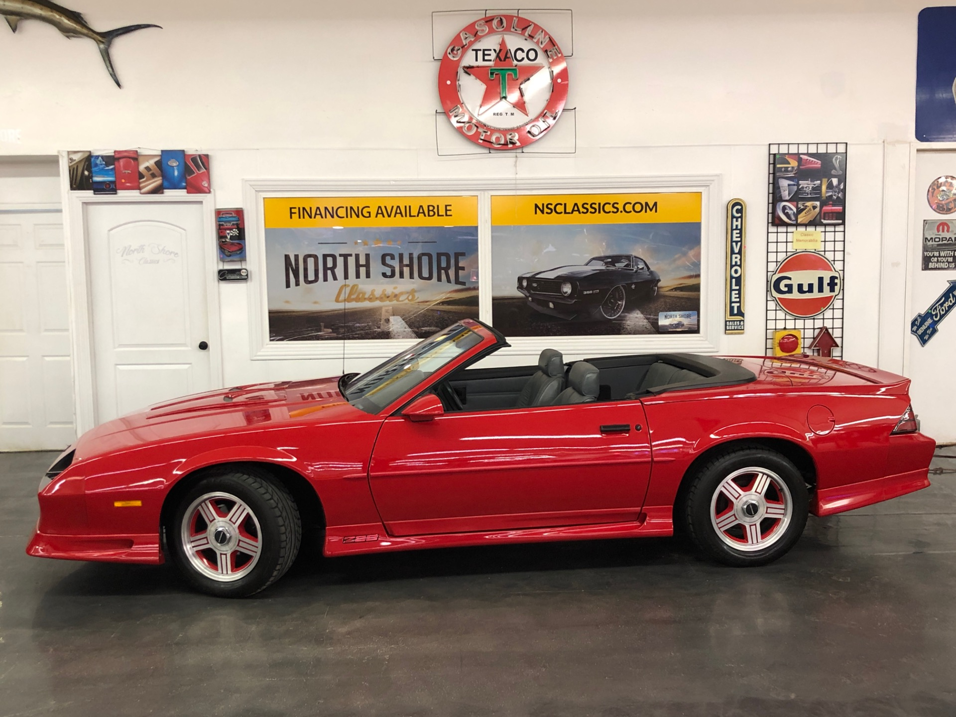 Used 1991 Chevrolet Camaro Z28-Only 14k Miles-Convertible-Southern Vehicle- Modern Muscle Car-VIDEO   Mundelein, IL