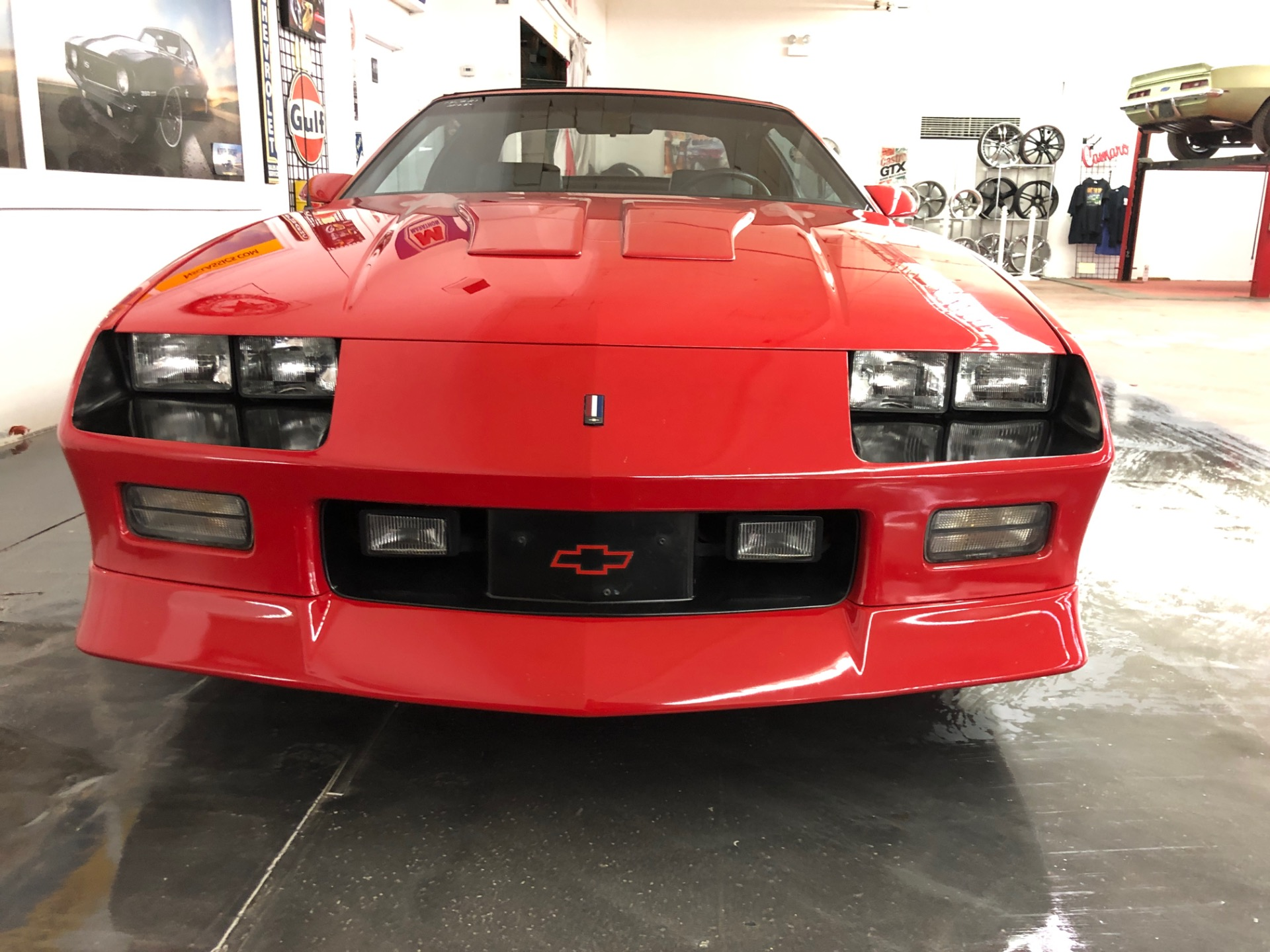 Used 1991 Chevrolet Camaro Z28-Only 14k Miles-Convertible-Southern Vehicle- Modern Muscle Car-VIDEO | Mundelein, IL