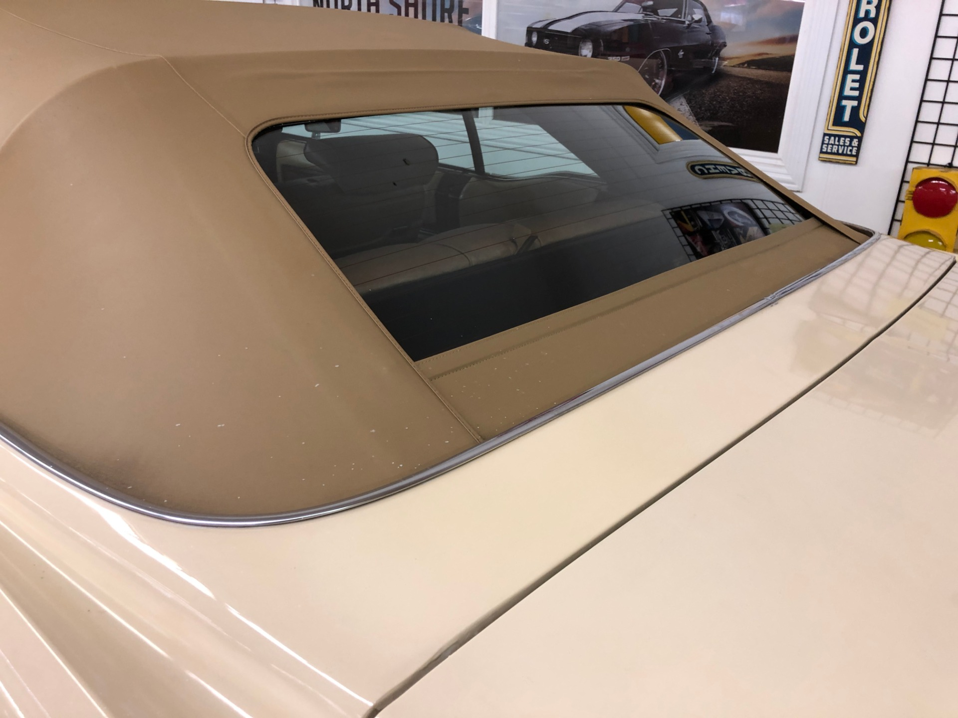 Used 1976 Cadillac Eldorado -500 CID-GREAT CLASSIC CONVERTIBLE-LOW MILES-VIDEO | Mundelein, IL