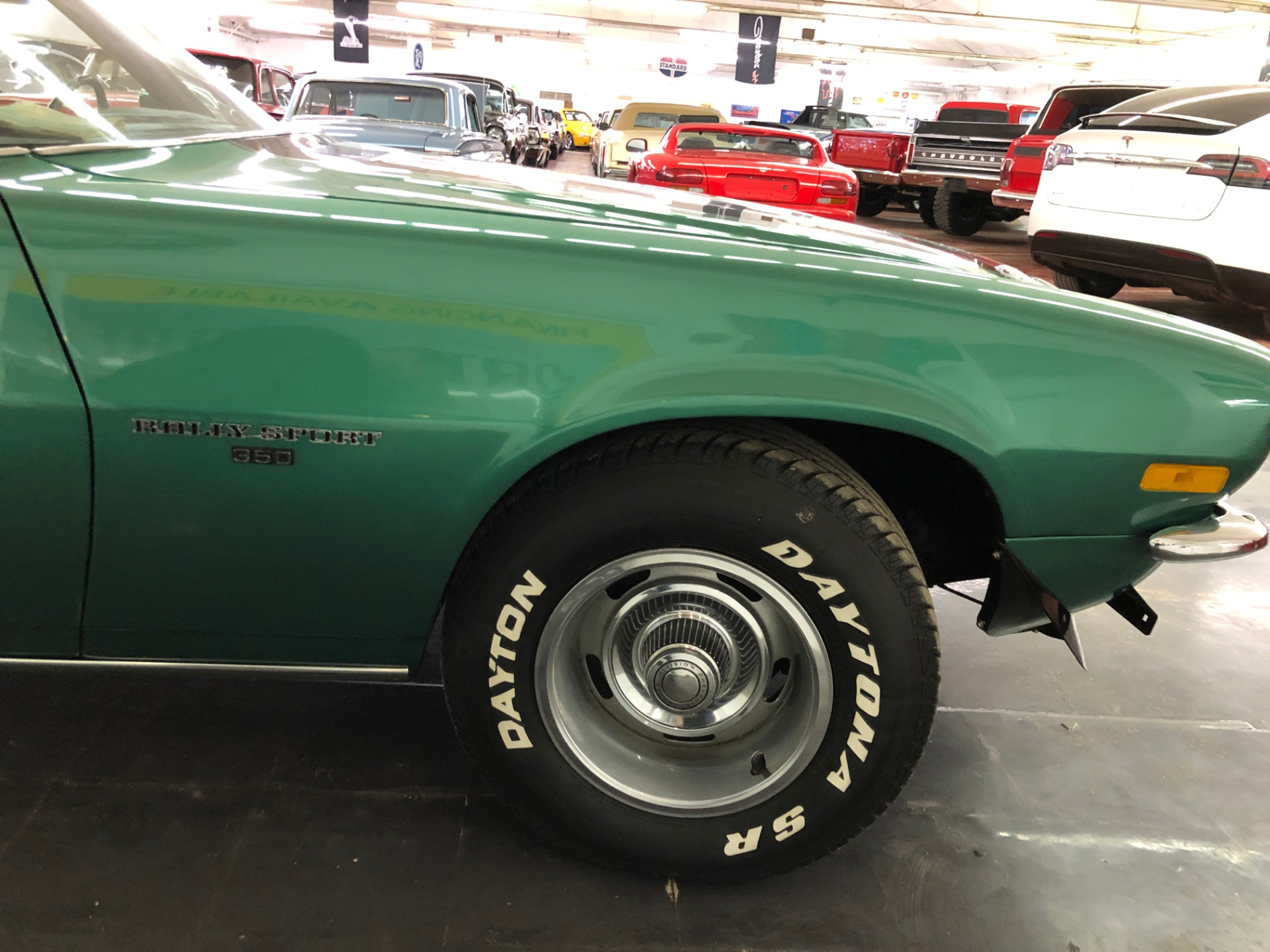 Used 1970 Chevrolet Camaro -FACTORY RALLY SPORT-PS-AC-SPLIT BUMPER RS-VIDEO | Mundelein, IL