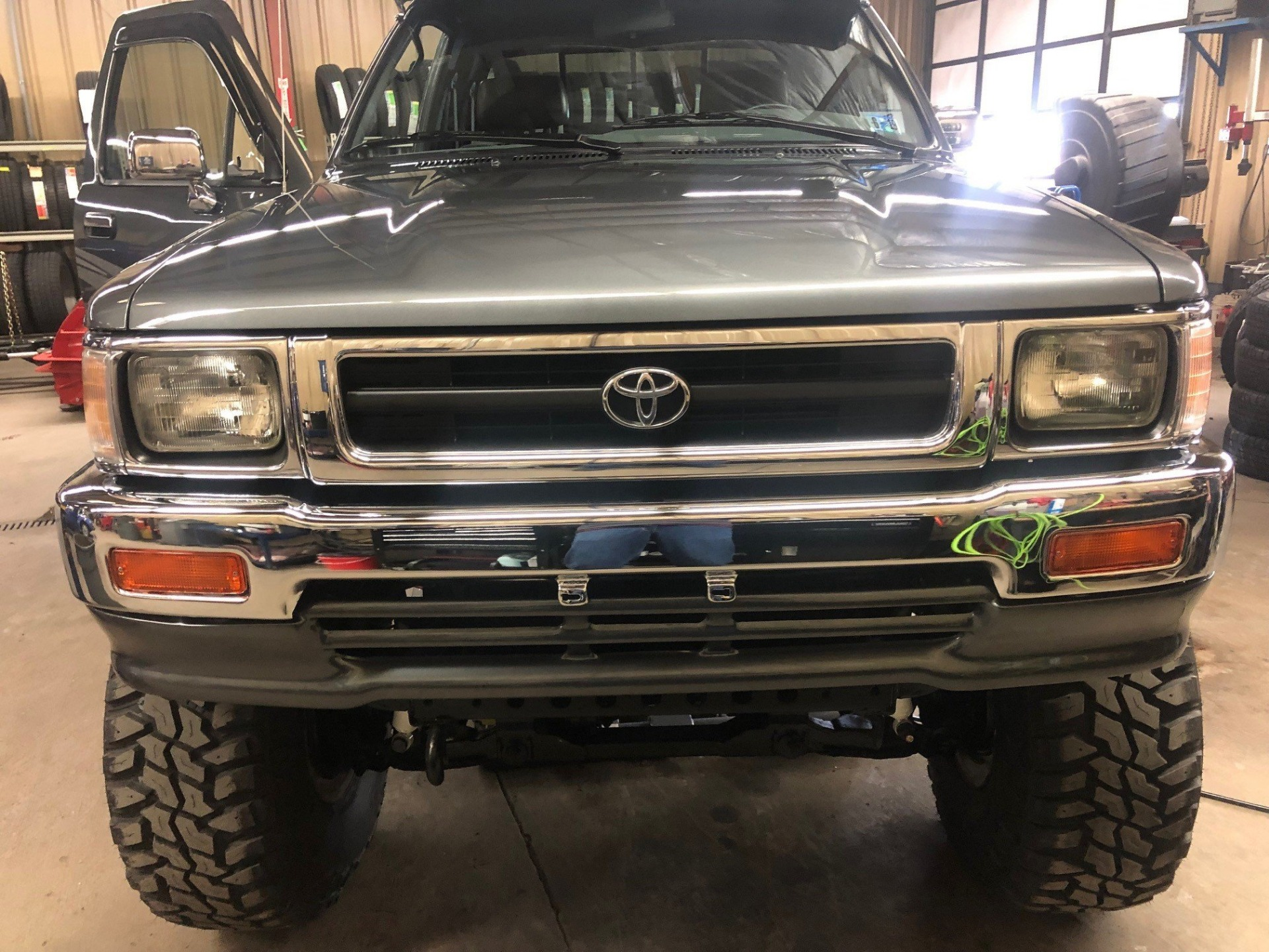 Used 1993 Toyota Pickup -4X4 LIFTED-40,250 ACTUAL MILES-NEW TIRES-VIDEO | Mundelein, IL